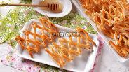 Фото рецепта Печенье «Медовые соты»