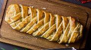 Фото рецепта Пирог с картошкой и фаршем