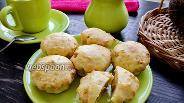Фото рецепта Кексы с кокосовым маслом