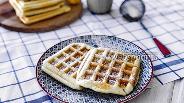 Фото рецепта Лимонные вафли