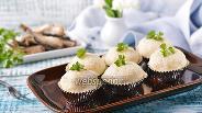 Фото рецепта Рисовые шарики со шпротами