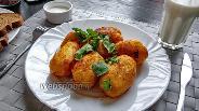 Фото рецепта Варено-жареная молодая картошка со специями