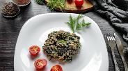 Фото рецепта Каша из зелёной гречки