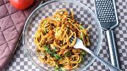 Фото рецепта Спагетти с грибами