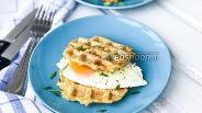 Фото рецепта Картофельные вафли с сыром