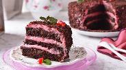Фото рецепта Постный торт