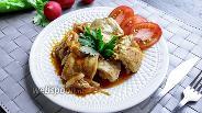 Фото рецепта Курица в аджике