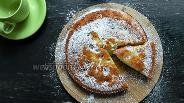 Фото рецепта Пирог из кокосовой муки