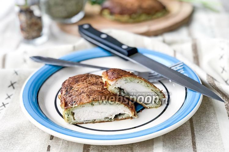 Фото Куриное филе в картофельном кляре