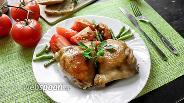 Фото рецепта Курица в бальзамическом соусе