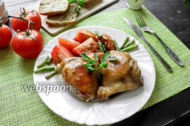 Фото Курица в бальзамическом соусе