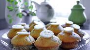 Фото рецепта Банановые кексы