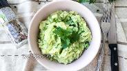 Фото рецепта Картофельное пюре с брокколи