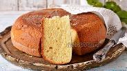 Фото рецепта Рисовый бисквит