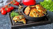 Фото рецепта Рубленые котлеты с сыром и болгарским перцем