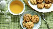 Фото рецепта Печенье с мёдом