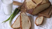 Фото рецепта Картофельный хлеб на закваске
