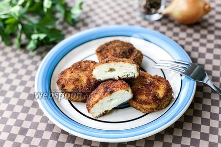 Куриные котлеты со сливочным маслом