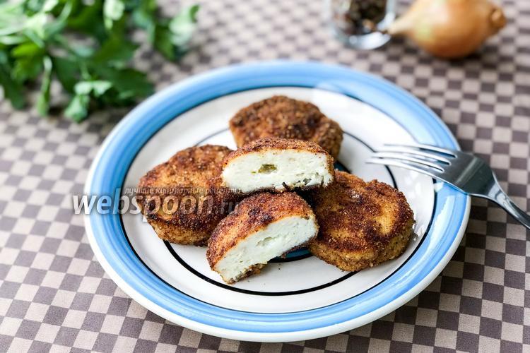 Фото Куриные котлеты со сливочным маслом