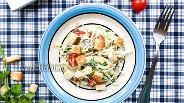Фото рецепта Салат с белокочанной капустой и тунцом