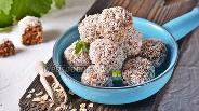 Фото рецепта Овсяные шарики