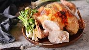 Фото рецепта Курица по Блюменталю