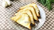 Фото рецепта Сырные тосты с чесночным маслом