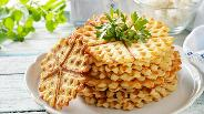 Фото рецепта Рисовые вафли