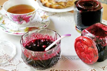Варенье-ассорти из ягод на зиму