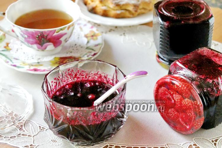 Фото Варенье-ассорти из ягод на зиму