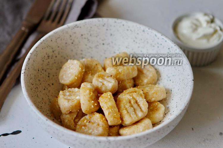 Фото Ленивые творожные вареники с пшеничной и цельнозерновой мукой