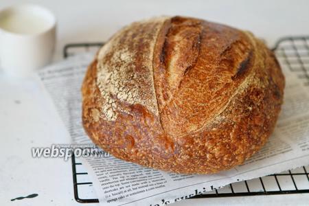 Фото рецепта Хлеб Тартин