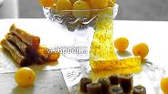Фото рецепта Пастила из жёлтой алычи без сахара