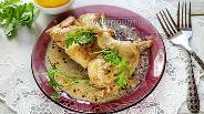 Фото рецепта Перепёлки тушёные в сметане
