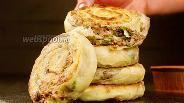 Фото рецепта Турецкие буреки с мясом. Видео-рецепт