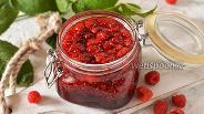Фото рецепта Варенье из малины с желатином