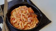 Фото рецепта Паста с прошутто