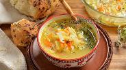Фото рецепта Суп в микроволновке