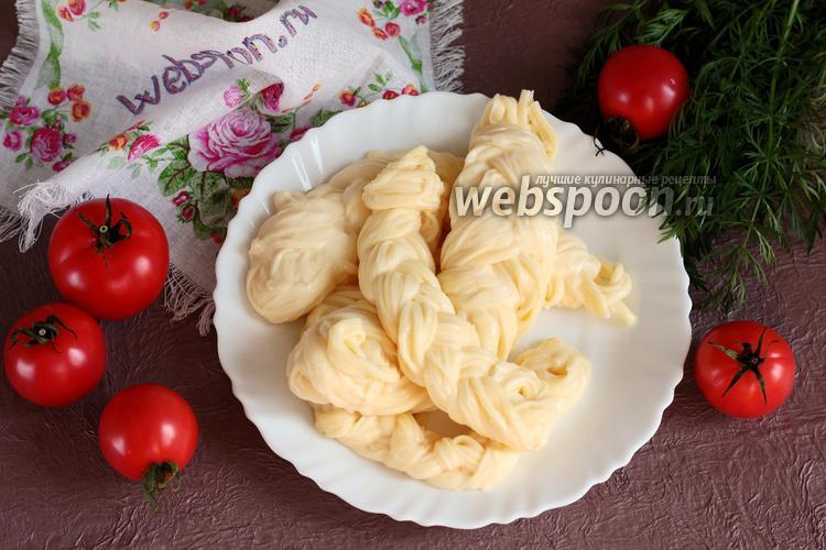 Фото Чечил — армянский сыр
