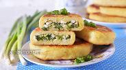 Фото рецепта Картофельные зразы с яйцом и луком