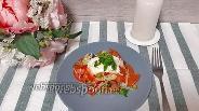 Фото рецепта Салат «Лёгкий» со сметаной