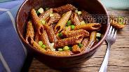 Фото рецепта Жаренные макароны «Студенческие»