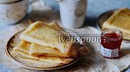 Фото рецепта Безглютеновые блинчики