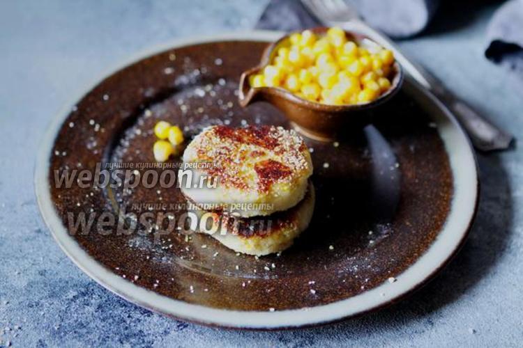 Фото Котлеты из картошки и крабовых палочек