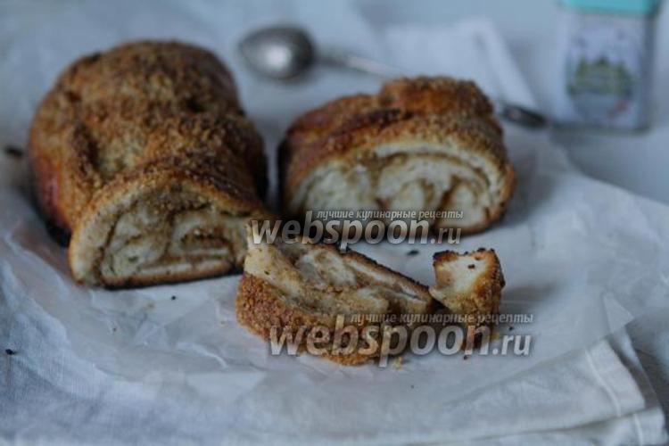 Фото Завиванец с грецким орехом