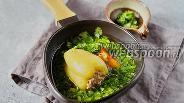 Фото рецепта Булгари долма (фаршированный перец по-узбекски)