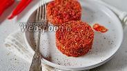 Фото рецепта Гречка со свёклой и перцем чили