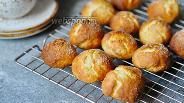 Фото рецепта Творожное печенье с имбирём