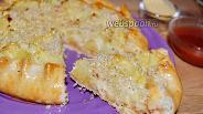Фото рецепта Картофельно-луковая галета