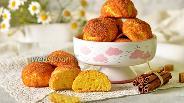 Фото рецепта Бездрожжевые творожные булочки с корицей